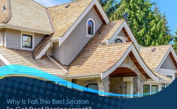 Why Is Fall the Best Season to Get a Roof Replacement?