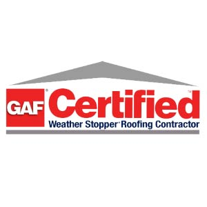GAF Certified Weather Stopper Roofing
