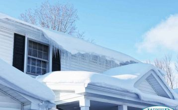 The Effects of Hail, Ice and Snow on Your Roof